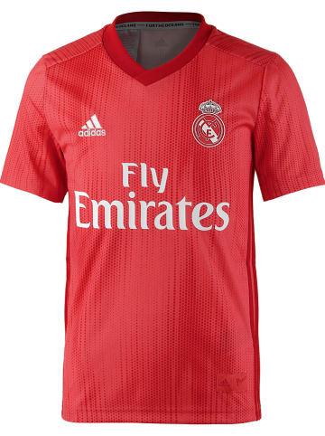 "Adidas Performance Voetbalshirt ""Real Madrid CL"" rood"