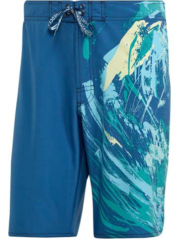 Adidas Zwemshort blauw
