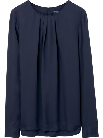 Gant Blouse - loose fit - donkerblauw