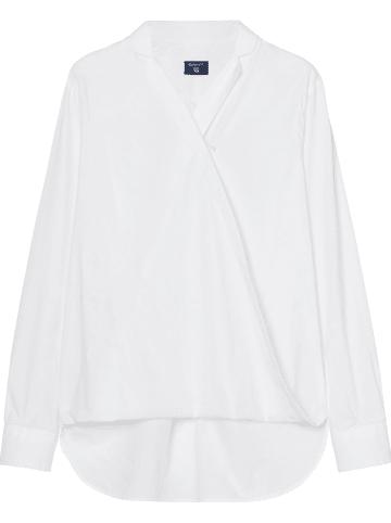 Gant Bluse in Weiß