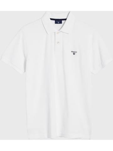 Gant Poloshirt wit