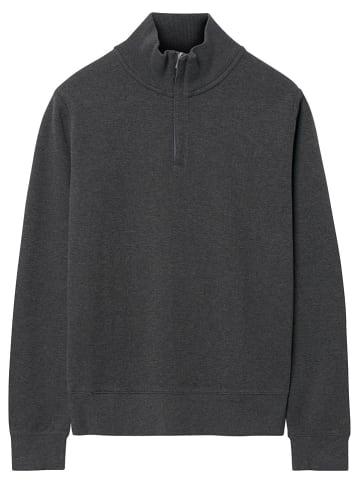 Gant Sweter w kolorze antracytowym