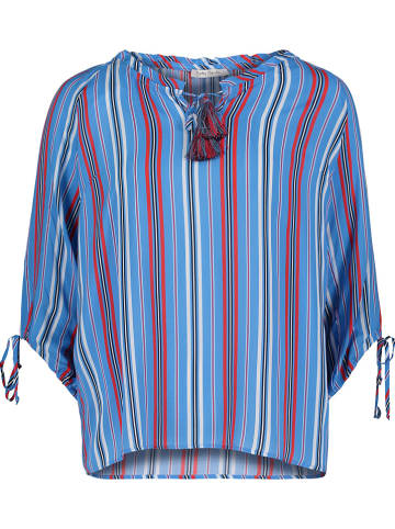 Betty Barclay Blouse lichtblauw/rood