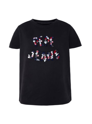 "Pepe Jeans Koszulka ""Cosmic"" w kolorze czarnym"