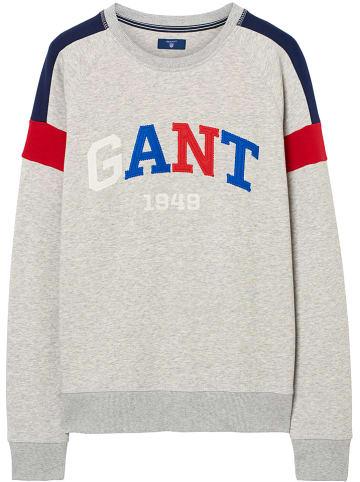 Gant Sweatshirt lichtgrijs