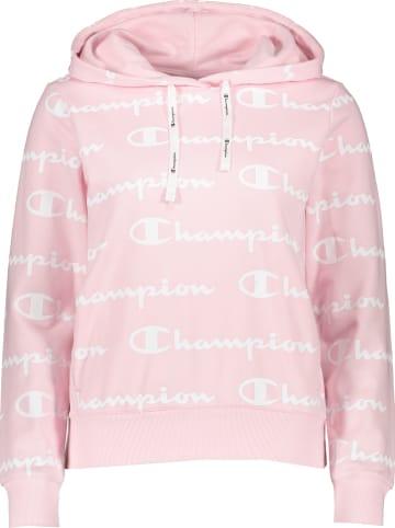 Champion Sweatshirt lichtroze