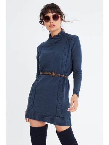 Auden Cavill Sukienka w kolorze ciemnoniebieskim