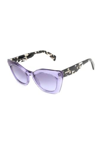 Just Cavalli Dameszonnebril paars-zwart/paars