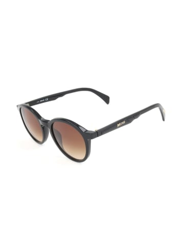 Just Cavalli Damen-Sonnenbrille in Schwarz/ Hellbraun