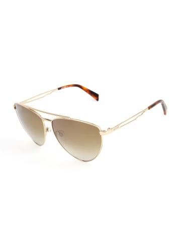 Just Cavalli Dameszonnebril goudkleurig/groen