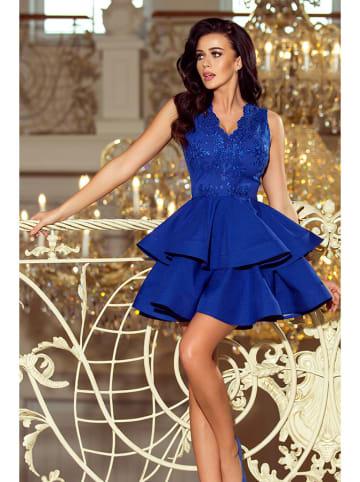 Numoco Kleid in Blau