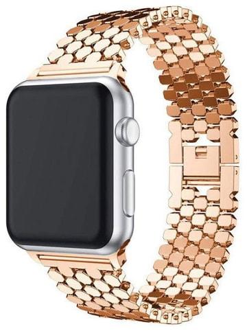 SWEET ACCESS Bransoleta w kolorze złotym do Apple Watch 38/ 40 mm