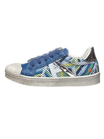 Art Kids Sneakersy w kolorze niebieskim