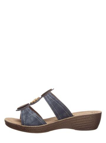 Inblu Slippers blauw