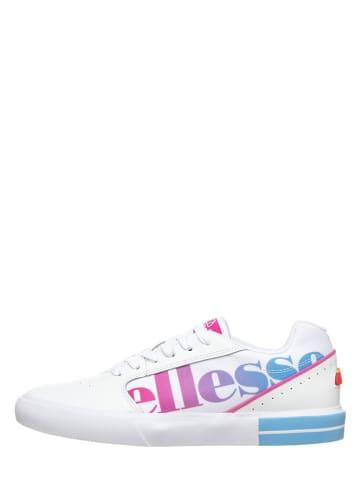 """Ellesse Sneakers """"Ostuni"""" in Weiß"""