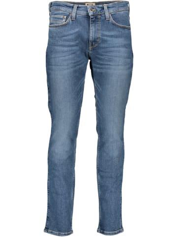 """Mustang Spijkerbroek """"Vegas"""" - slim fit - blauw"""