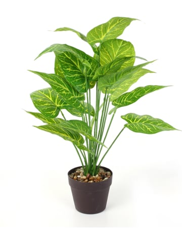 Garden Spirit Kunstplant groen - (H)55 x Ø 13 cm