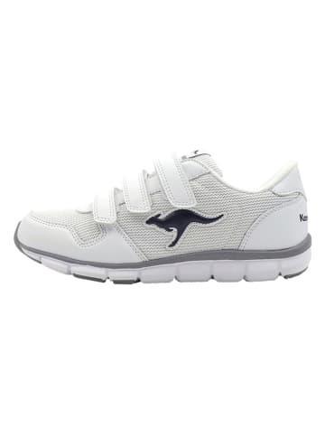 """Kangaroos Sneakersy """"K-BlueRun 701 B"""" w kolorze białym"""