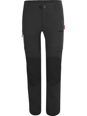 """Trollkids Spodnie funkcyjne """"Arendal  XT"""" w kolorze szarym"""