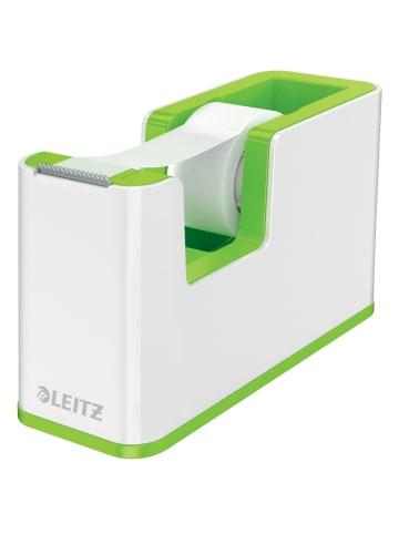 "Leitz Plakbandhouder ""Wow"" wit/groen - (B)12,6 x (H)7,6 x (D)5,1 cm"