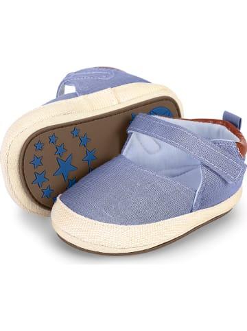 Sterntaler Sneakersy w kolorze niebieskim