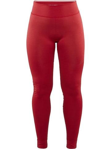 """Craft Kalesony funkcyjne """"Fuseknit Comfort"""" w kolorze czerwonym"""