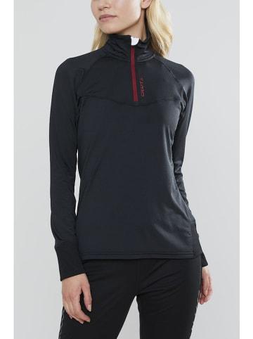 """Craft Koszulka funkcyjna """"Activity"""" w kolorze czarnym"""