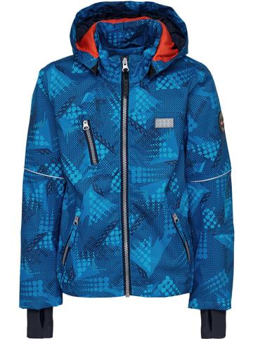"Legowear Tussenjas ""Jordan 208"" blauw"
