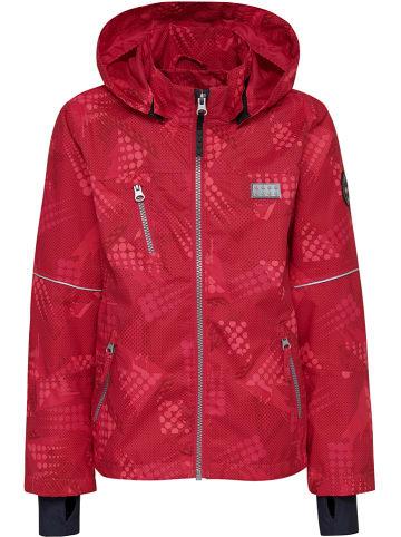 """Legowear Kurtka przejściowa """"Josefine 202"""" w kolorze czerwonym"""