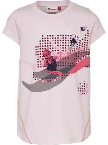 """Legowear Koszulka """"Tippi"""" w kolorze jasnoróżowym"""