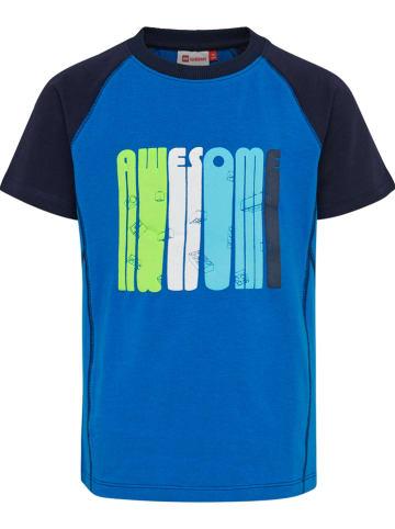 """Legowear Shirt """"Tiger 340"""" in Blau"""