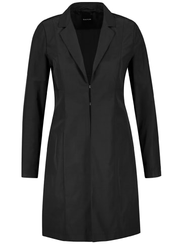 TAIFUN Mantel zwart