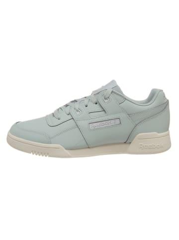 "Reebok Sneakers ""Workout Lo Plus"" in Hellblau"