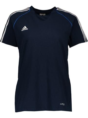 "Adidas Trainingsshirt ""T12 Team"" donkerblauw"