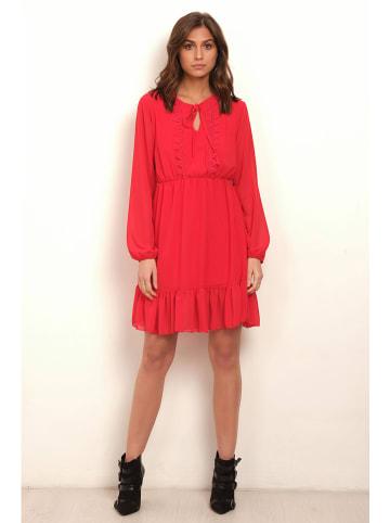 "Manoukian Kleid ""Amandine"" in Rot"