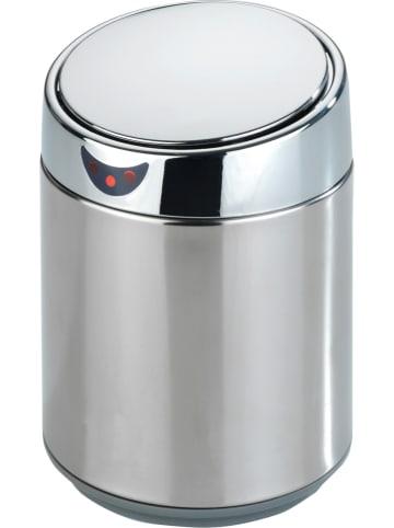 Wenko Cosmeticaemmer chroomkleurig - 800 ml