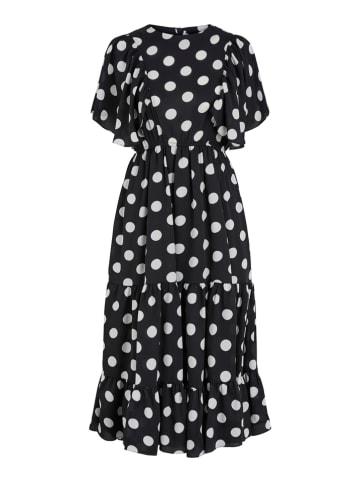 """Y.A.S Sukienka """"Janessa"""" w kolorze czarno-białym"""