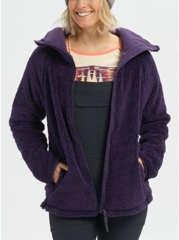 """Burton Bluza polarowa """"Lynx"""" w kolorze fioletowym"""