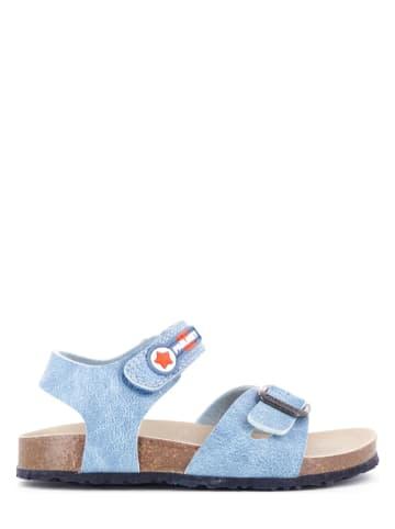 Pablosky Sandalen lichtblauw
