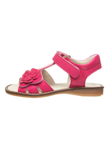 BO-BELL Leren sandalen roze