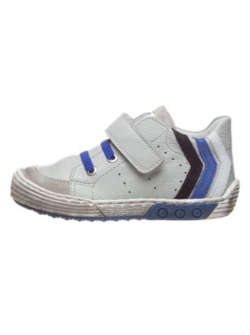 BO-BELL Leren sneakers lichtgrijs