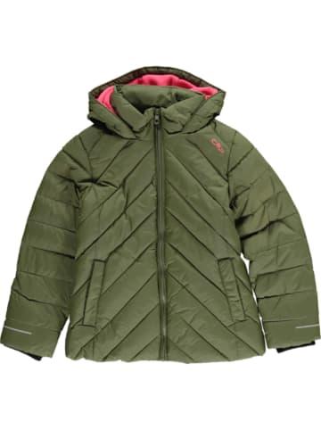 CMP Kurtka zimowa w kolorze khaki