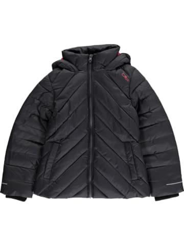CMP Kurtka zimowa w kolorze czarnym