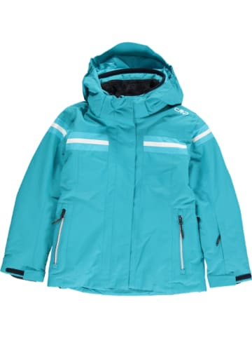CMP Ski-/snowboardjas turquoise