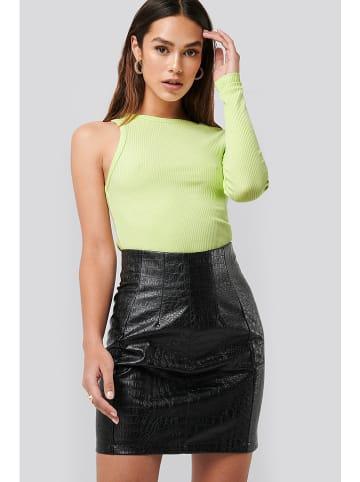 NA-KD Spódnica w kolorze czarnym