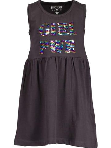 Blue Seven Kleid in Schwarz