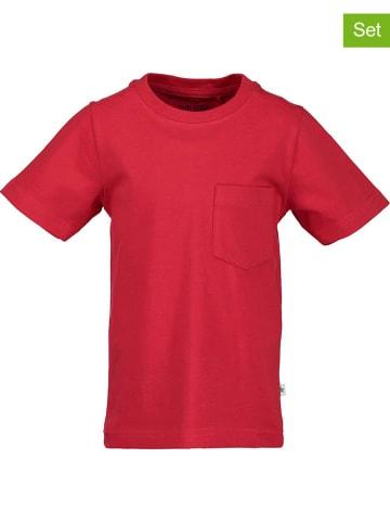 Blue Seven 3er-Set: Shirts in Rot