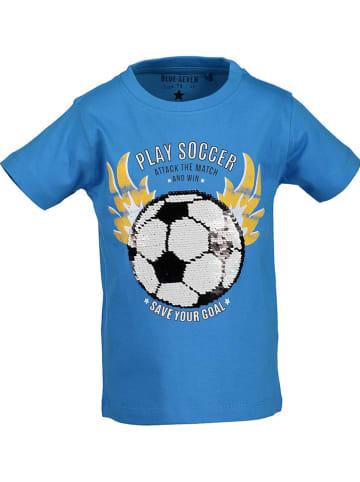 Blue Seven Shirt blauw