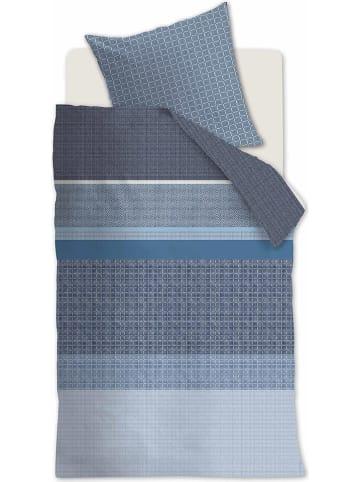 Beddinghouse Komplet pościeli renforcé w kolorze niebieskim