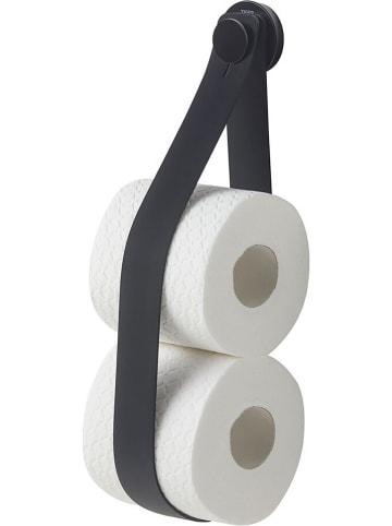 """Tiger Toilettenpapierhalter """"Urban"""" in Schwarz"""